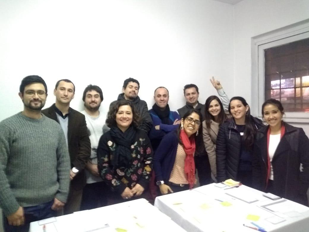 TALLER DE SCRUM MASTER EN AGOSTO 2019 EN SANTIAGO DE CHILE
